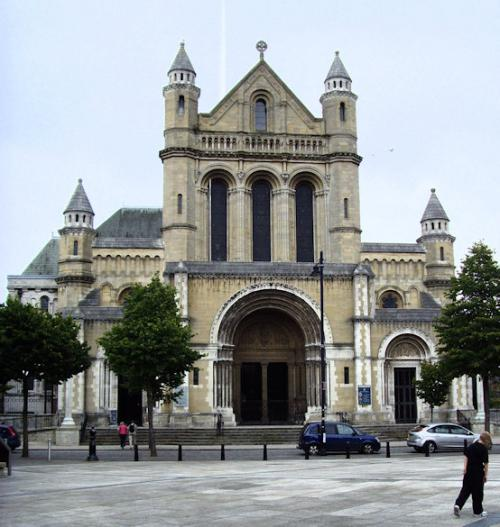 Belfast, St. Anne's Cathedral