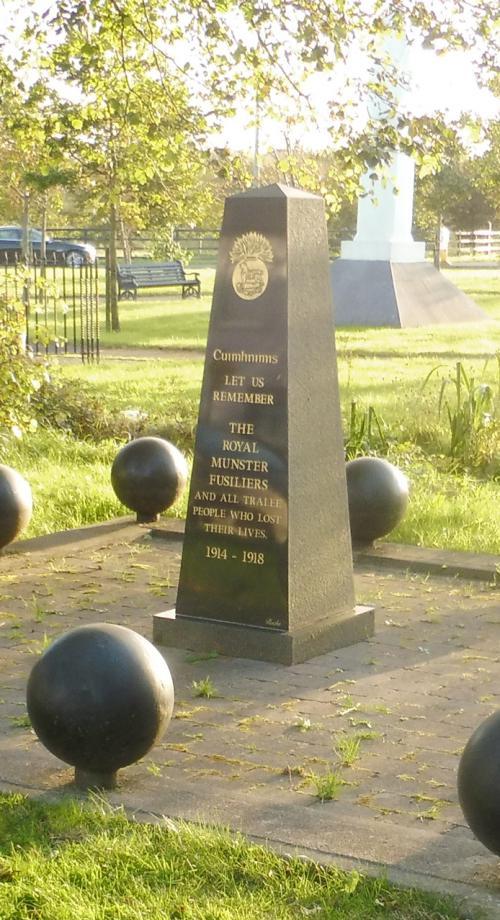 Tralee WW I Memorial