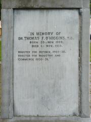 O'Higgins Memorial