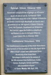 Castleisland 1916 Memorial