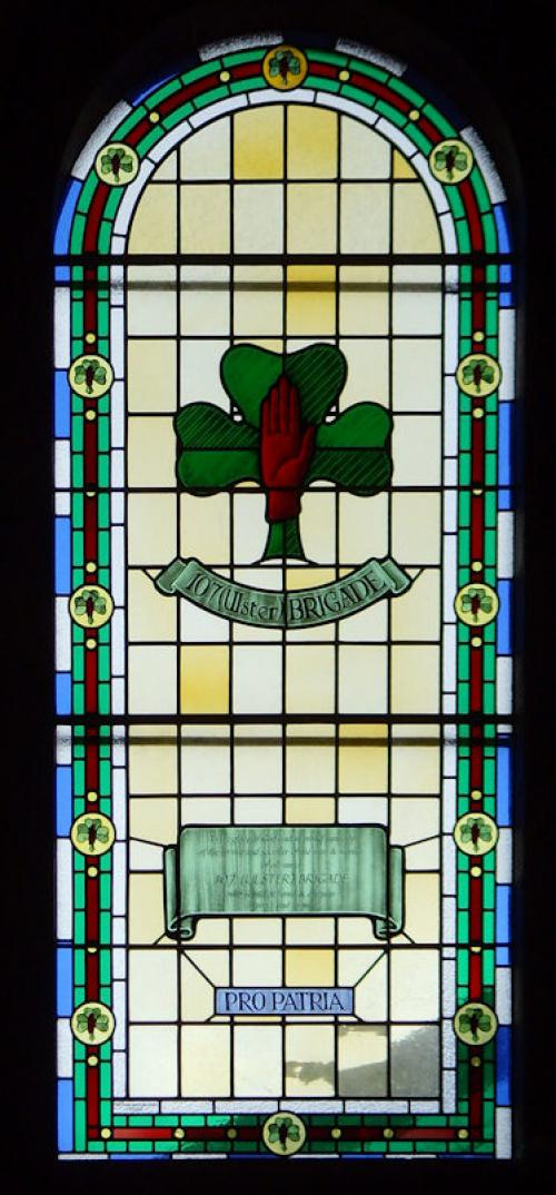 107 (Ulster) Brigade Memorial