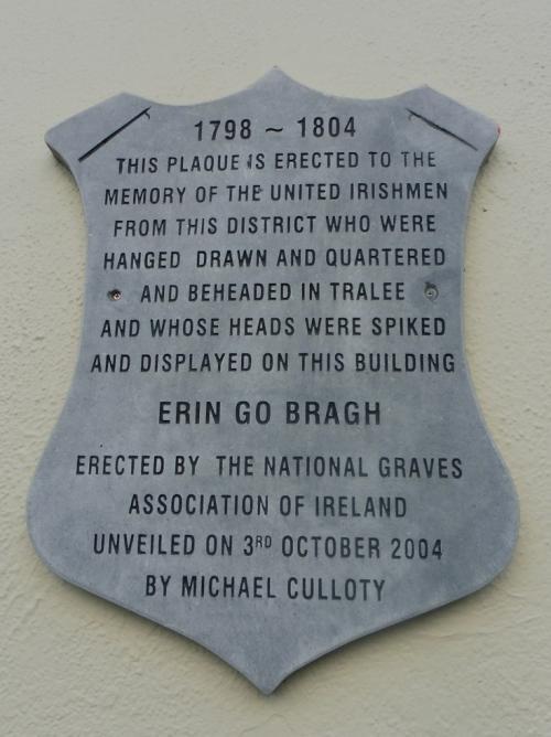 Castleisland Main St., O'Connor's