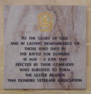 Dunkirk Memorial