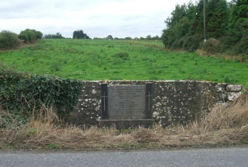 Kennedy and Quirke Memorial
