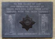 Irish Guards Memorial