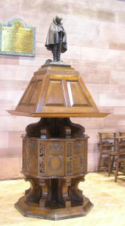 Great War Memorial Bookstand