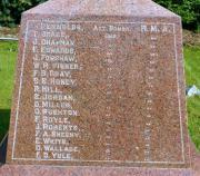 Laurentic Memorial