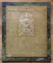 Belfast Banking Co. Memorial