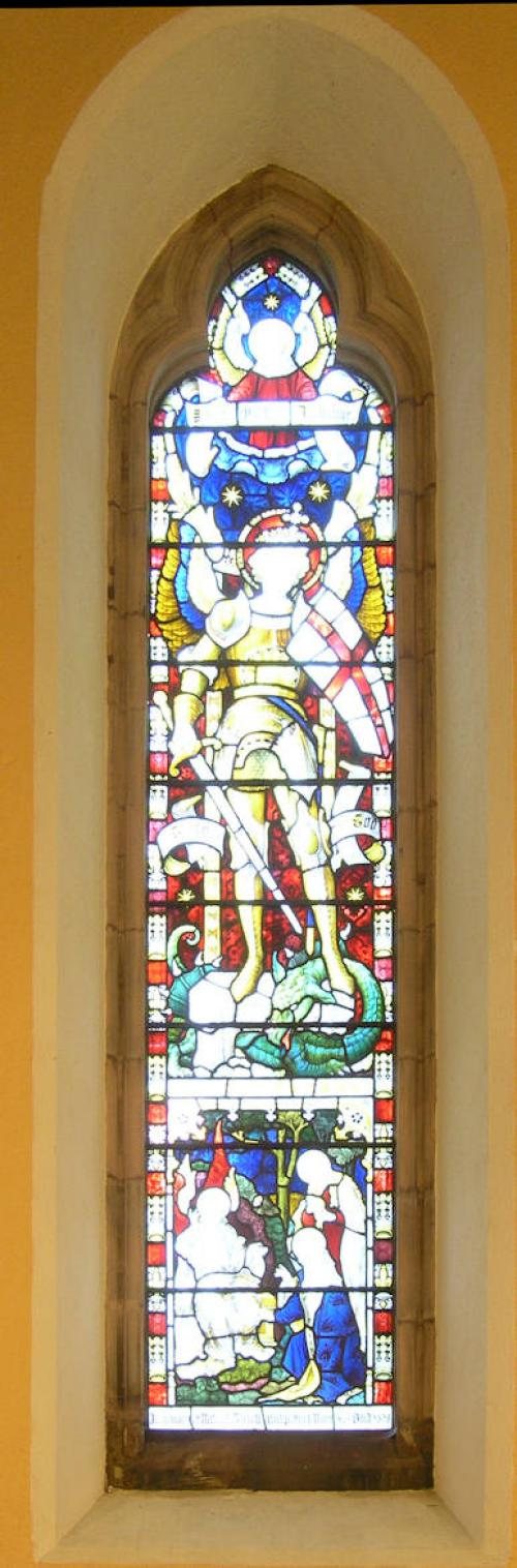 Kirkpatrick Window