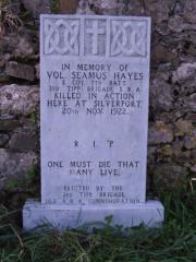 Hayes Memorial