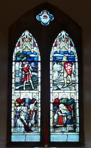 Royal Meath Regiment Window