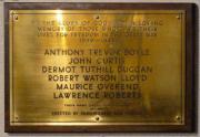 Christ Church, Ranelagh, World War II Memorial
