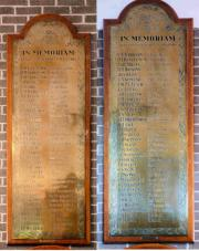 High School Great War Memorial