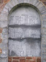4th Leinster Regiment Great War Memorial