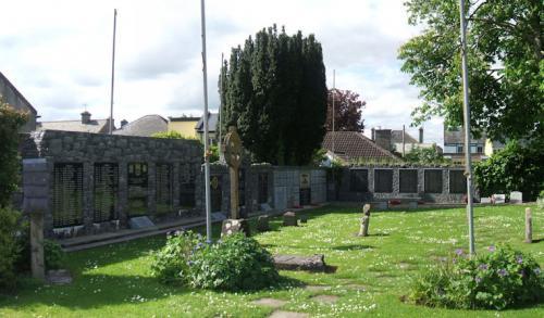 Thurles, St. Mary's Churchyard