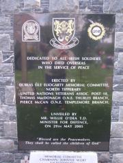 United Nations Memorial