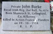 Burke Memorial