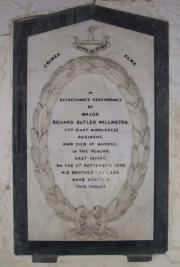 Willington Memorial