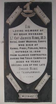 Templemore Ring Memorial