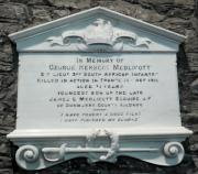 Medlicott Memorial