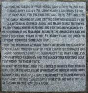 Kilcumney Hill Memorial