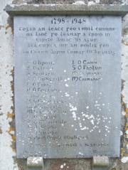 1798 Memorial