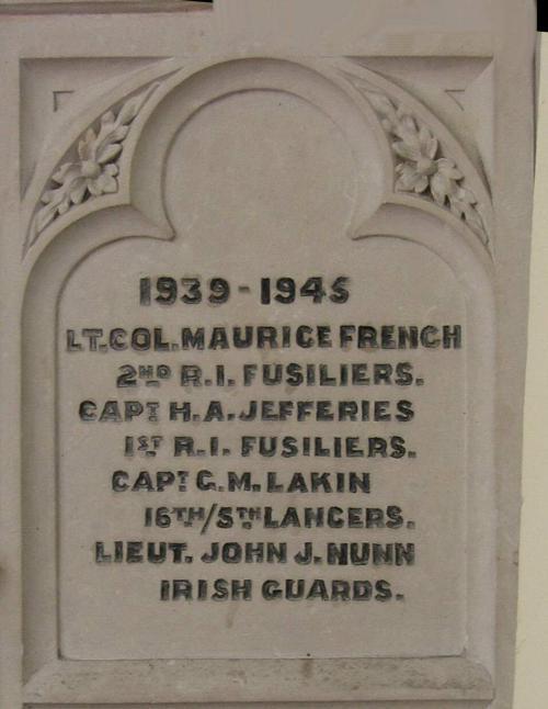 Wexford, St. Iberius Church
