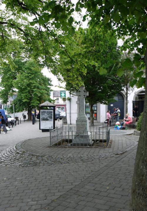 Kildare, Market Square