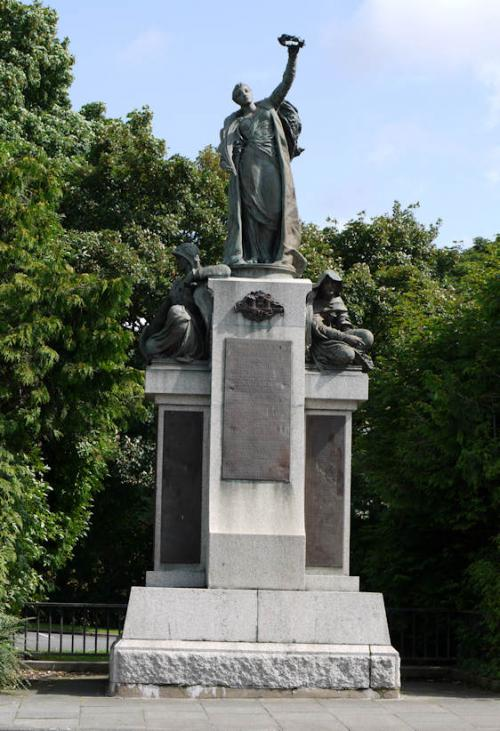 Omagh Boer War Memorial