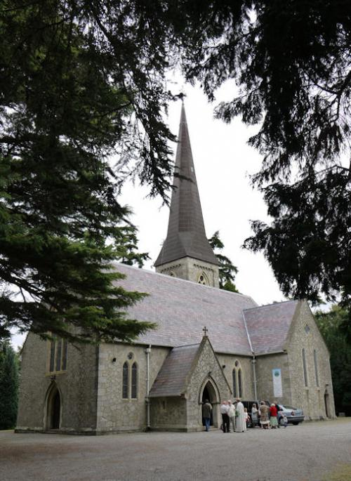 Enniskerry, St. Patrick's Church