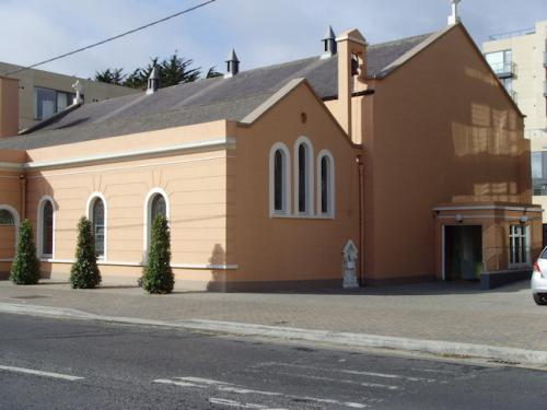 Dublin 14, Milltown, Ch. of St. Columbanus & St. Gall
