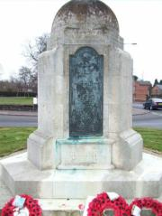 Hilden Great War Memorial