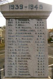 Glenavy War Memorial