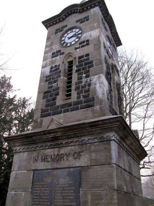 Waringstown War Memorial