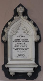 Brehon Memorial