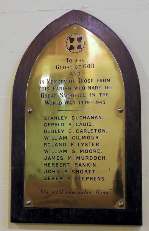 Dublin 06, Rathmines, Holy Trinity Church