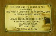 Butler Memorial