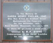 Phelan Memorial