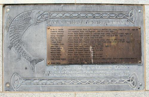 Leixlip War Memorial