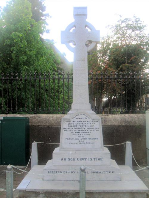 Portarlington 1798 Memorial