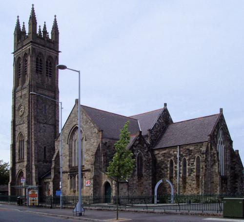 Belfast, St. Patrick's, Ballymacarret