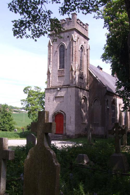 Clonmel, St.Patrick's Church, Marlfield