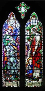 Wilson Memorial window