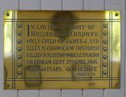 Chadwick Memorial
