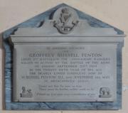 Fenton Memorial