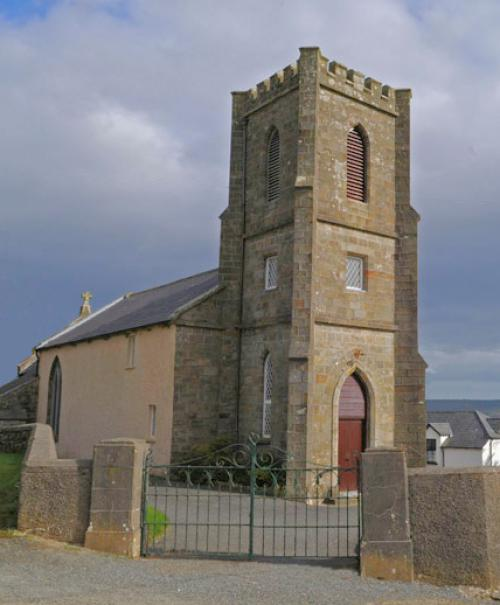 Rathmullan, St. Columb's Church