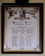 Great War Roll of Honour