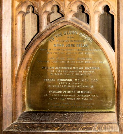 Delap Memorial