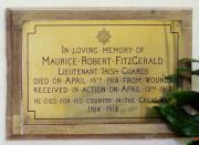 FitzGerald Memorial