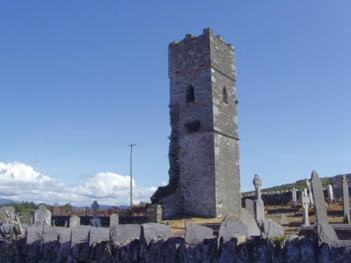 Valentia, Old St. John's Church